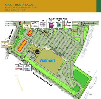 Planet Fitness Petco To Join Wal Mart In Egg Harbor Township