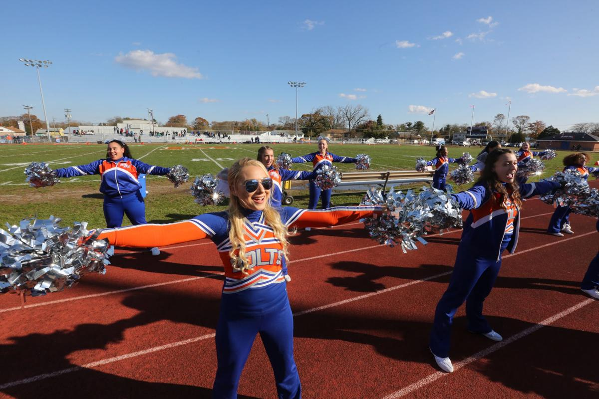 Millville Cheerleaders