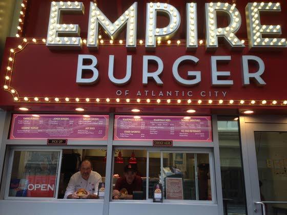 Empire Burger opens on Boardwalk in Pier Shops
