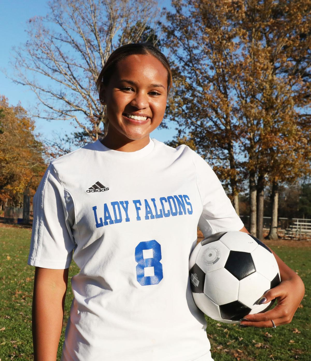 Player of the Year: Gabi Johnson, Oakcrest