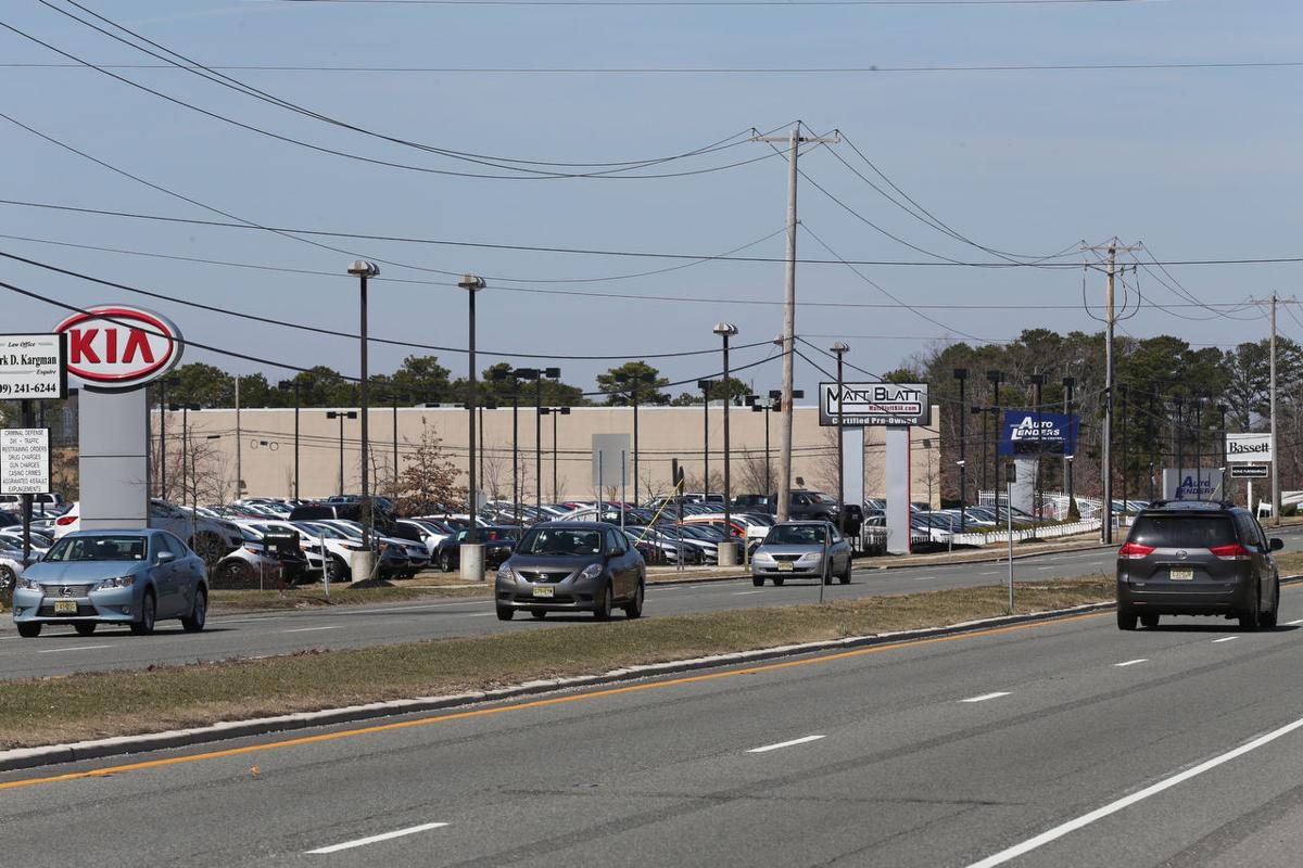 Black Horse Pike Swimming In Car Dealerships News