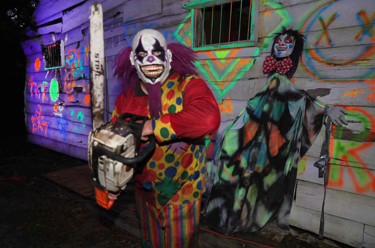 Terror in the junkyard