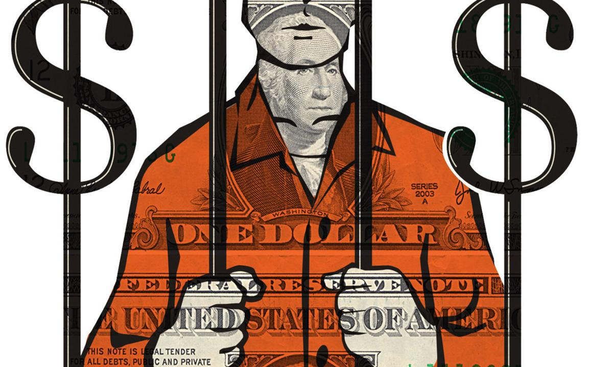 Cost of jails