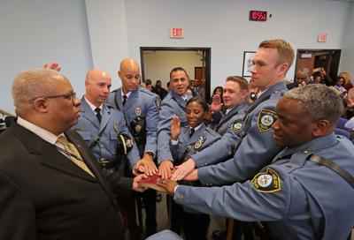 Atlantic City Police Promote Seven to Lieutenant and Elevate Five to Police Officer