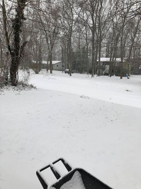 Green Creek Middle Township Snow