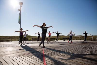 Stockton dancers to perform on Atlantic City Boardwalk Friday