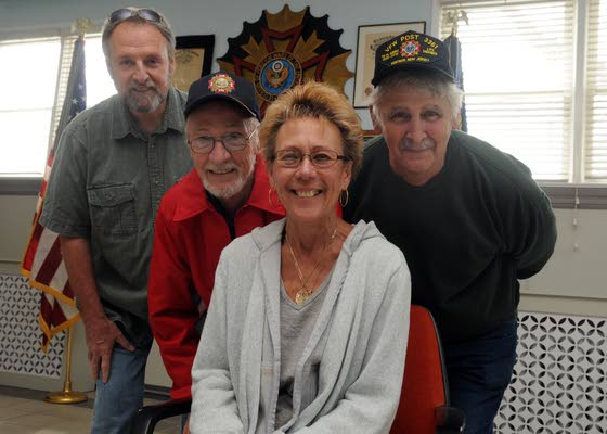 Ventnor VFW Post 3361 ready  to reopen after hit from Sandy