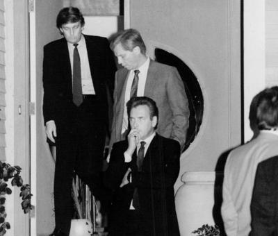 Donald Trump, helicopter crash