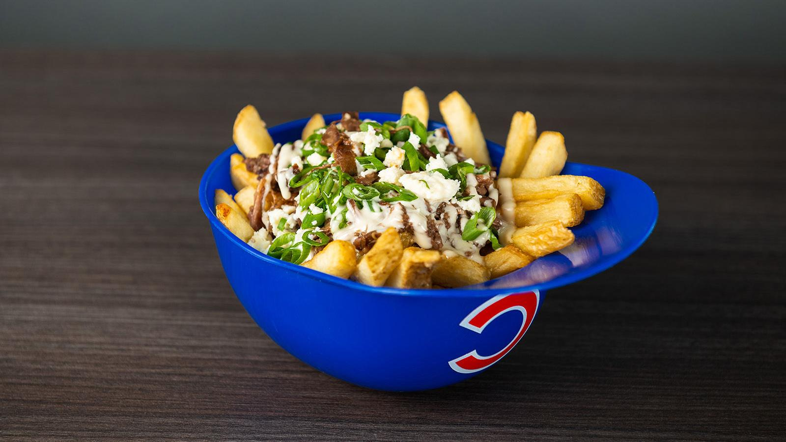Here are 28 new things to eat and drink at baseball stadiums this season