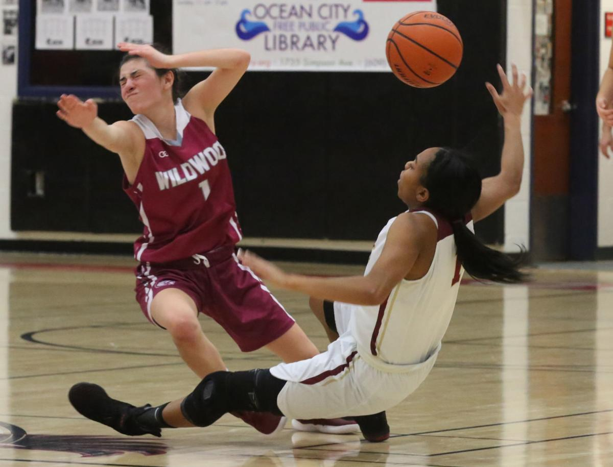 Wildwood ACTECH Girls basketball