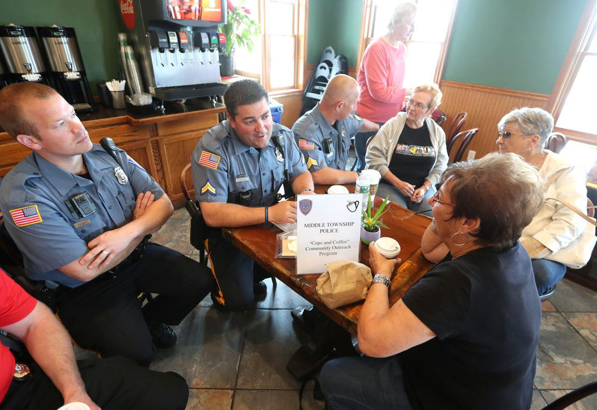 Coffee Cops Middle Township
