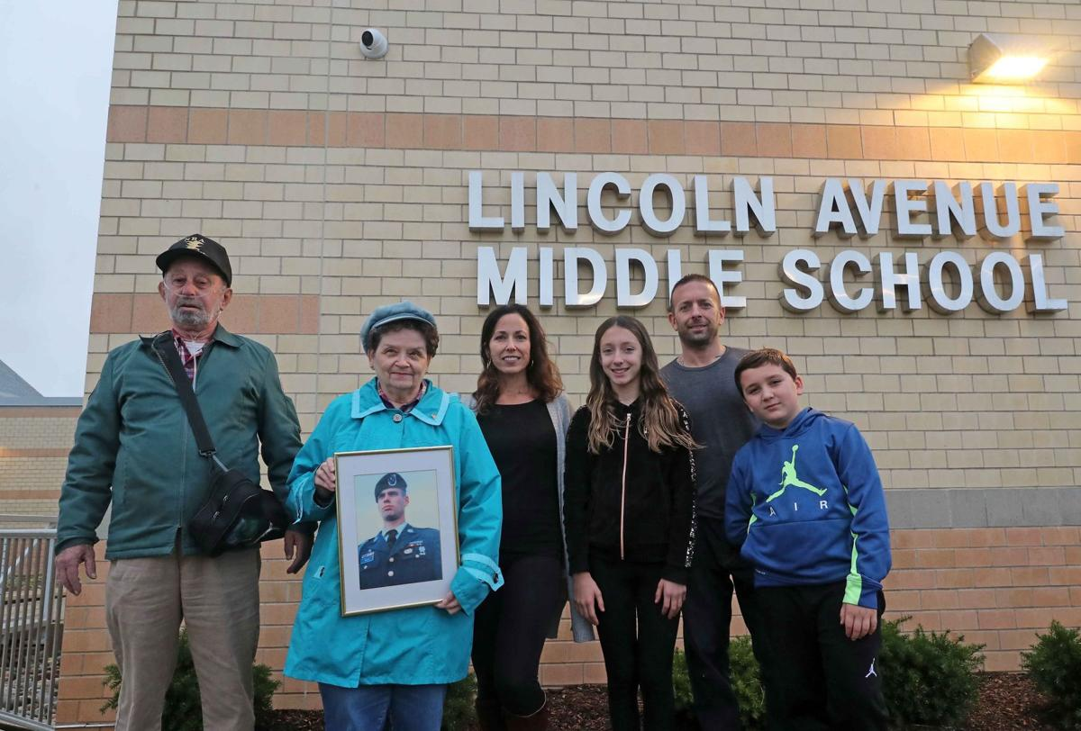 Lincoln Midde School will be renamed