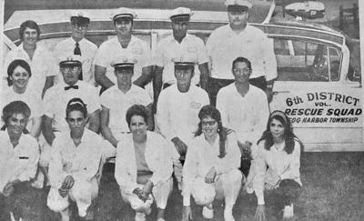 EHT 6th District Volunteer Rescue Squad — 1970