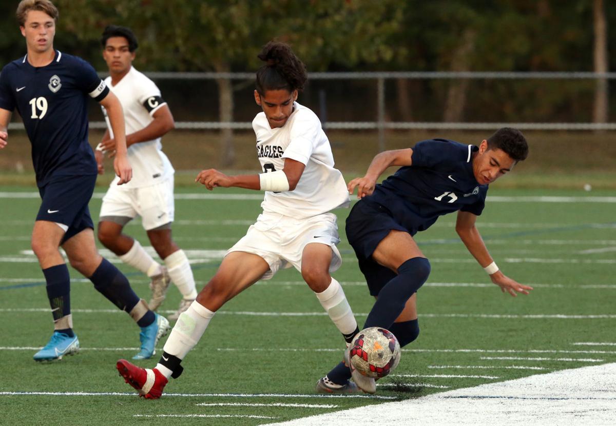 EHT vs St. Augustine boys soccer