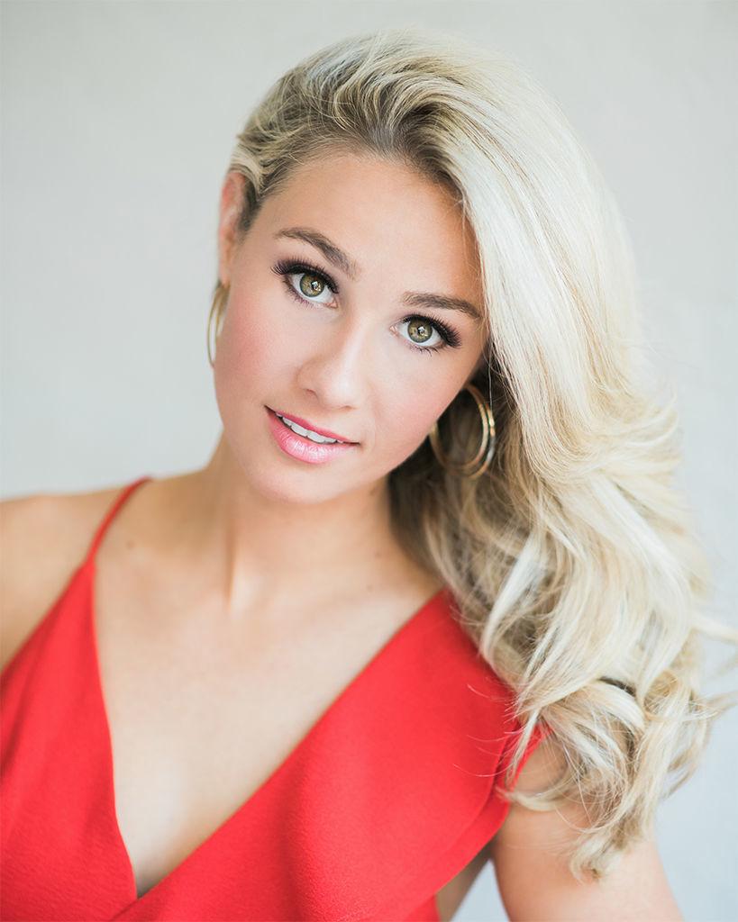 Miss Washington 2018 Danamarie McNichol