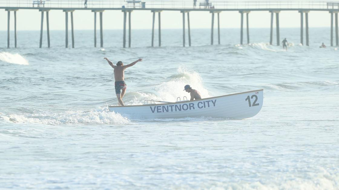 Ventnor rowers lead patrol to Goudy victory, last team event of summer