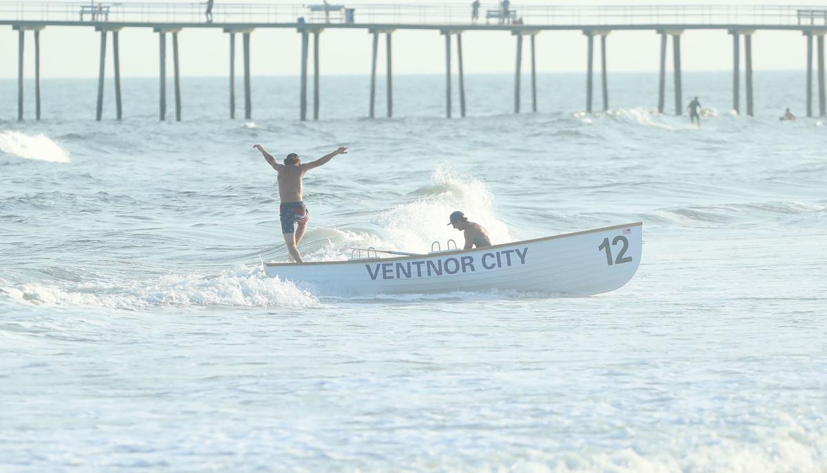 John T. Goudy Memorial Rescue Lifeguard Races