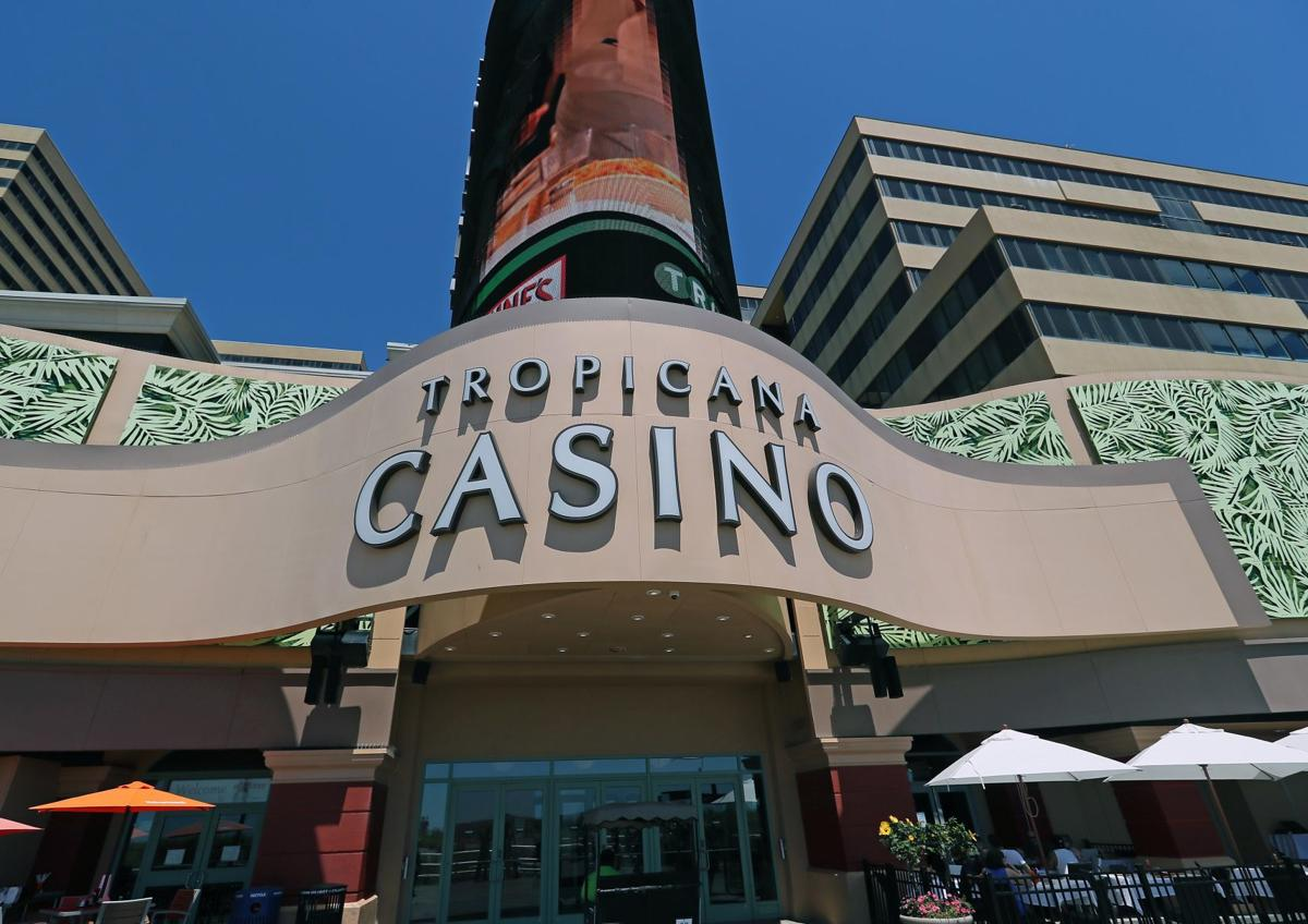 Tropicana Hotel and Casino in Atlantic City