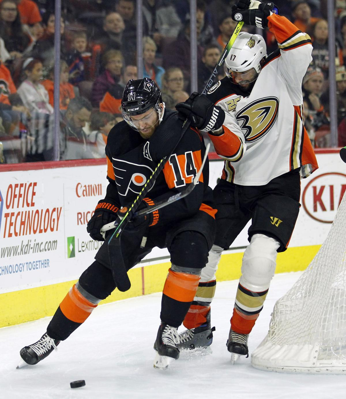 Ducks Flyers Hockey