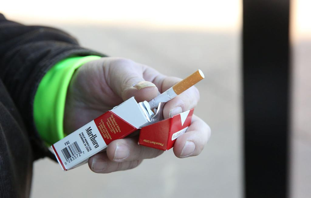 N J  tobacco purchase age increase to 21 effective today
