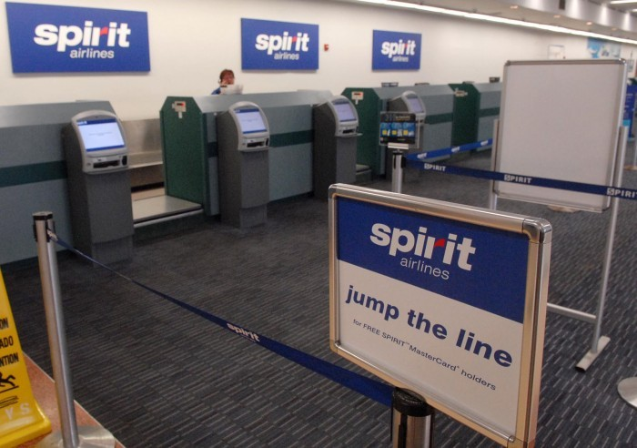 Spirit Airlines Check In >> Spirit Airlines Cancels Flights Through Thursday As Pilots