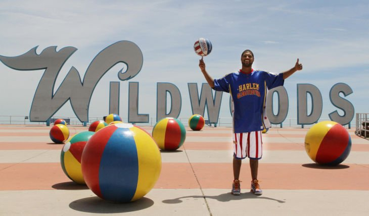 globetrotters video