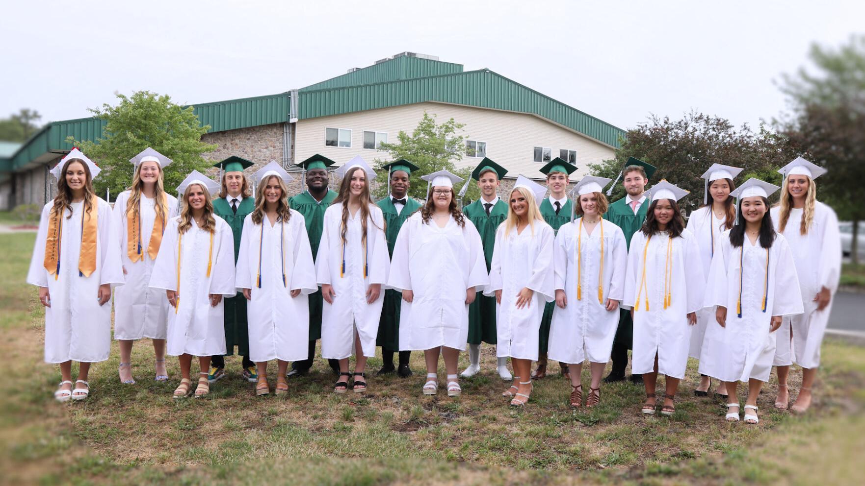 Atlantic Christian School class of 2021 graduates