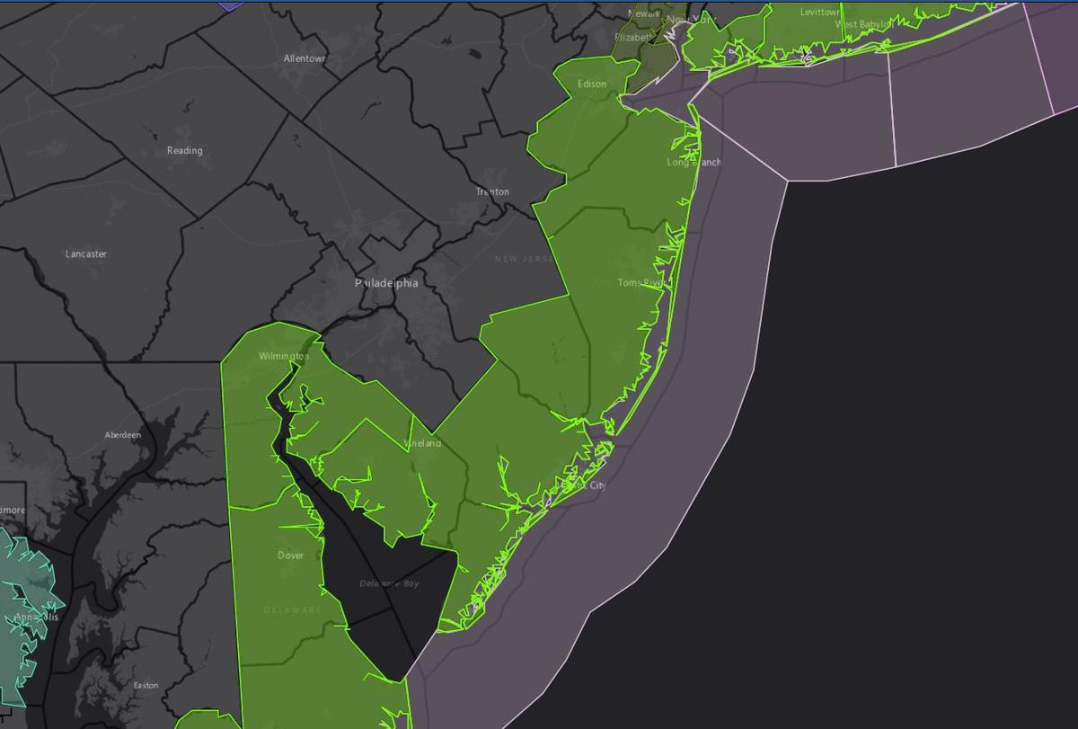 Coastal Flood Advisory