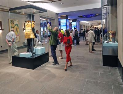 Atlantic City Experience exhibit opened to the public