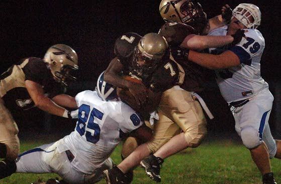 Hammonton starts fast, doesn't let Absegami catch up