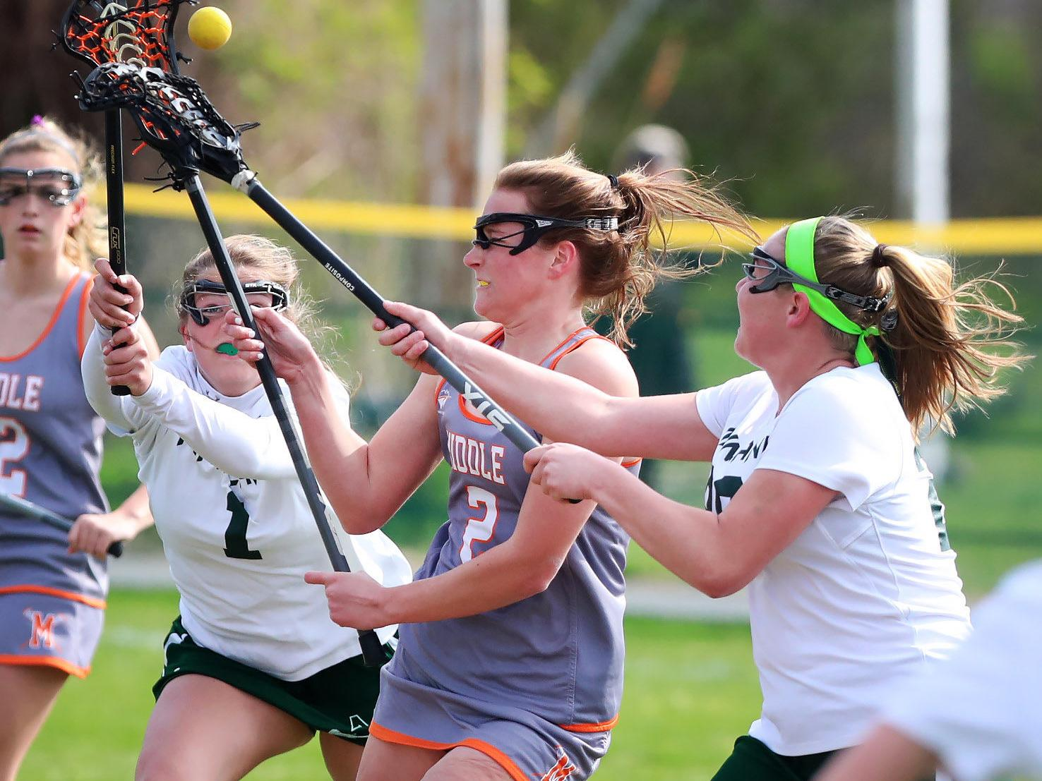 Versatile Middle Township junior Kira Sides at her best in lacrosse season: My Life