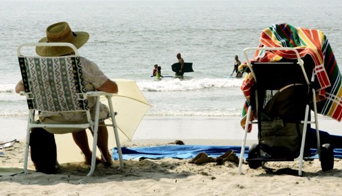 Beach Swimmers
