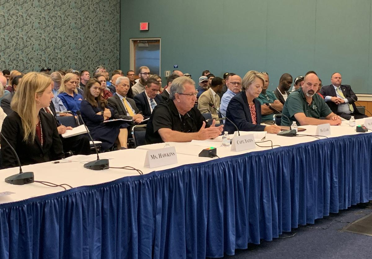 Federal subcommittee hearing opens lines of communication between offshore energy company and fishers