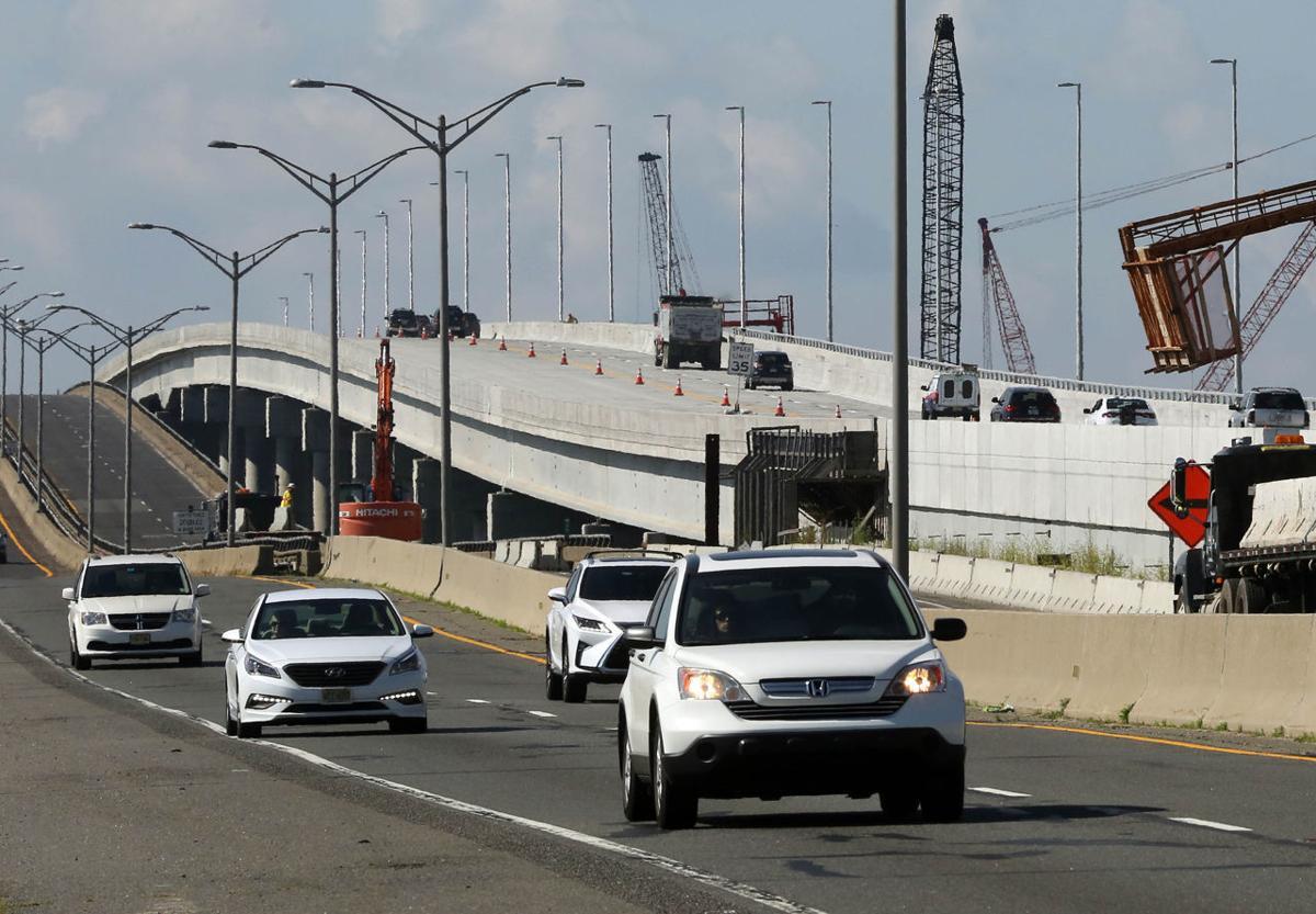 Parkway Bridge Open