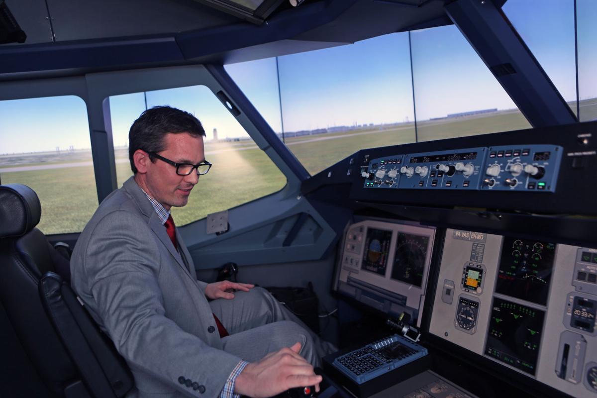 Tour of Hughes FAA Tech Center