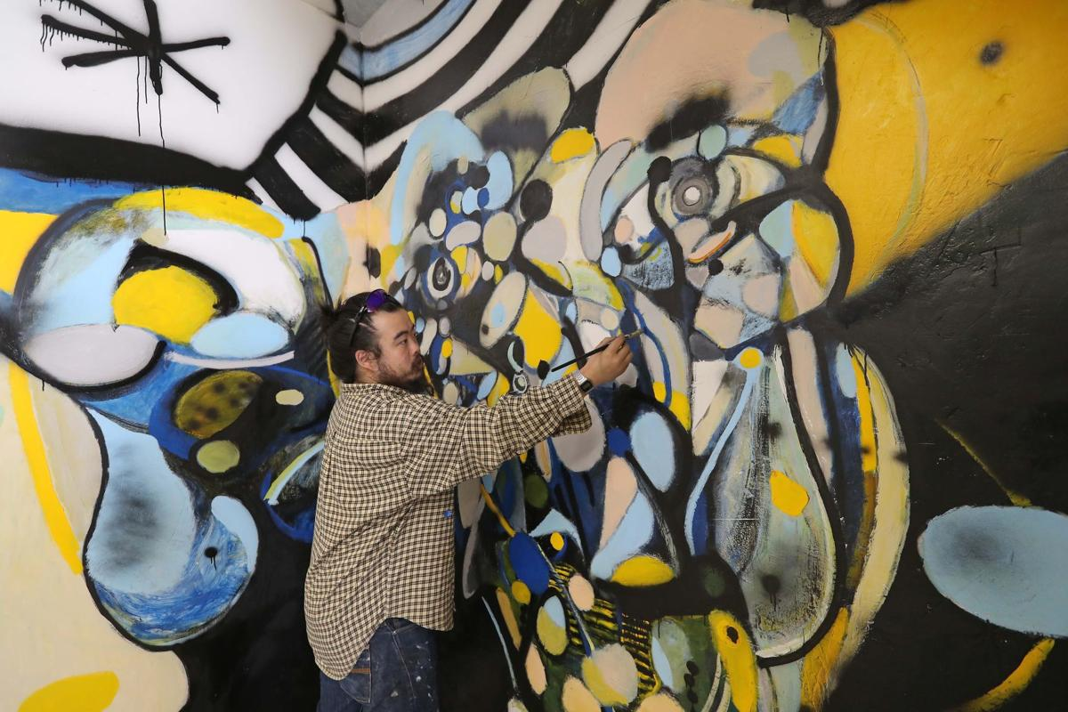 Artist Mark Chu