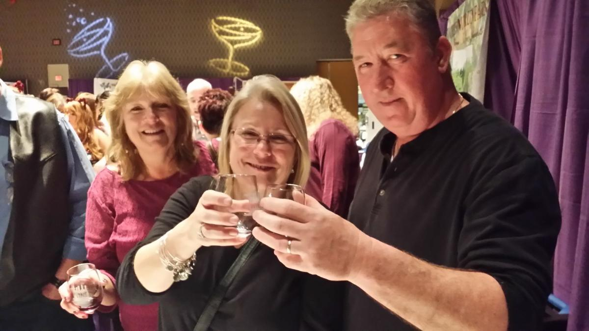 Sample an abundance of home-state wines at Trop's Jersey Shore Wine Festival