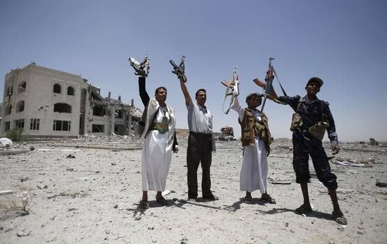 Moustafa Bayoumi / U.S. needs to stop fomenting violence in Yemen