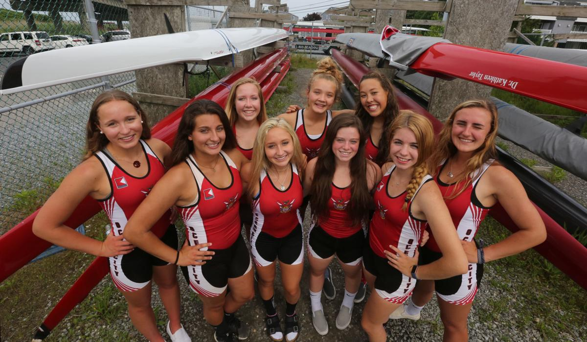 Ocean City Girls Crew Team