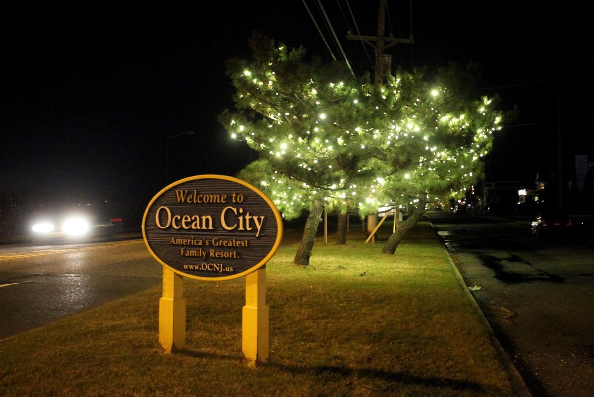 Ocean City councilman gets his wish in new holiday lights   Ocean ...