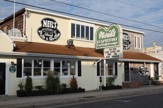 The food stands out during meal at Neil's in Wildwood