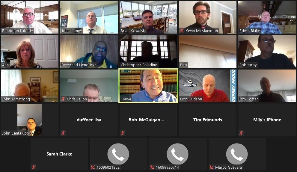 ACIA meeting screen shot