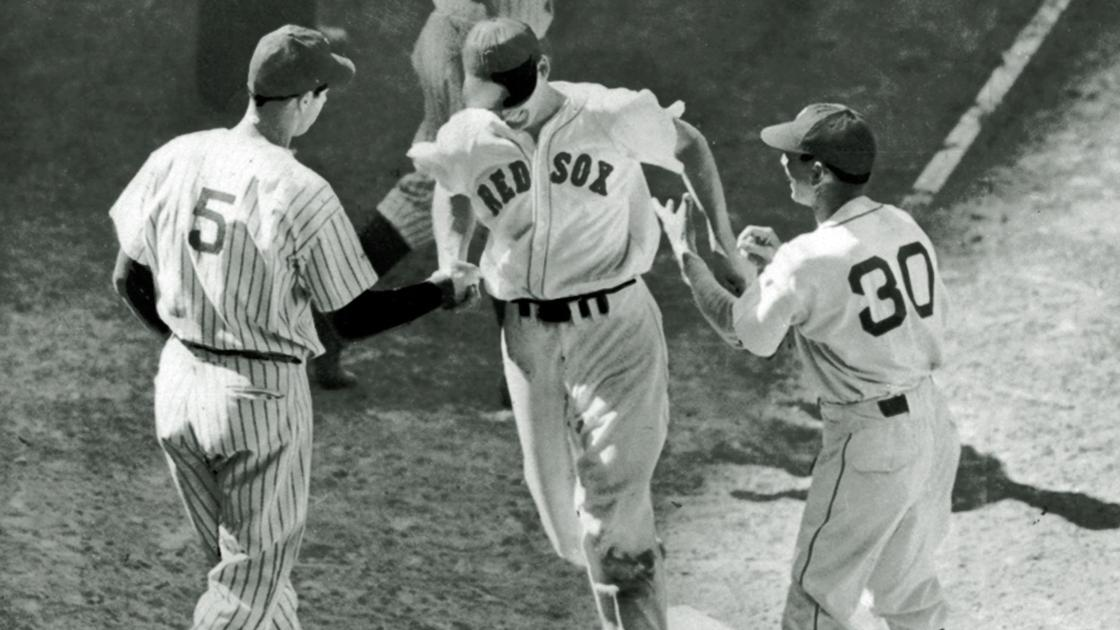Today in sports history: Ted Williams hits game-winning home run in 1941 All-Star Game