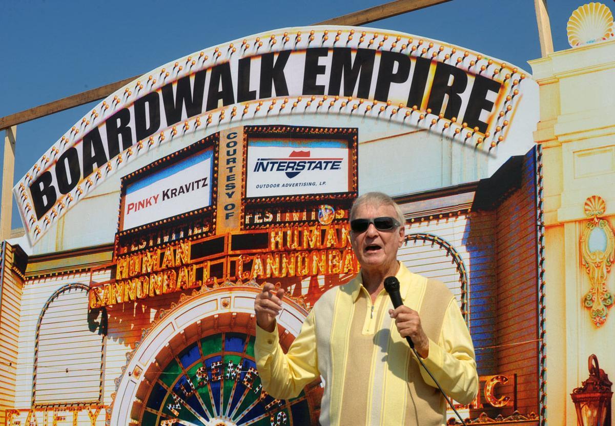 Boardwalk Empire facade