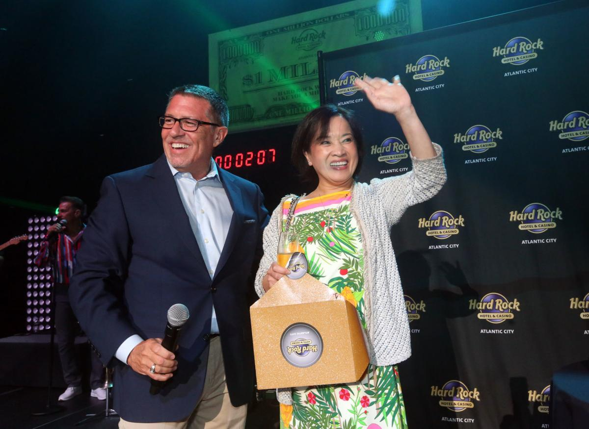 Brooklyn-native wins $1 million at Hard Rock