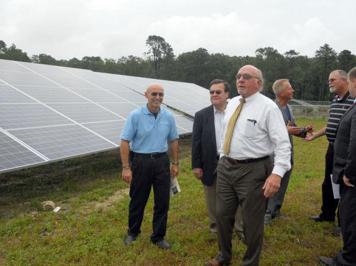 Millville Solar Fields