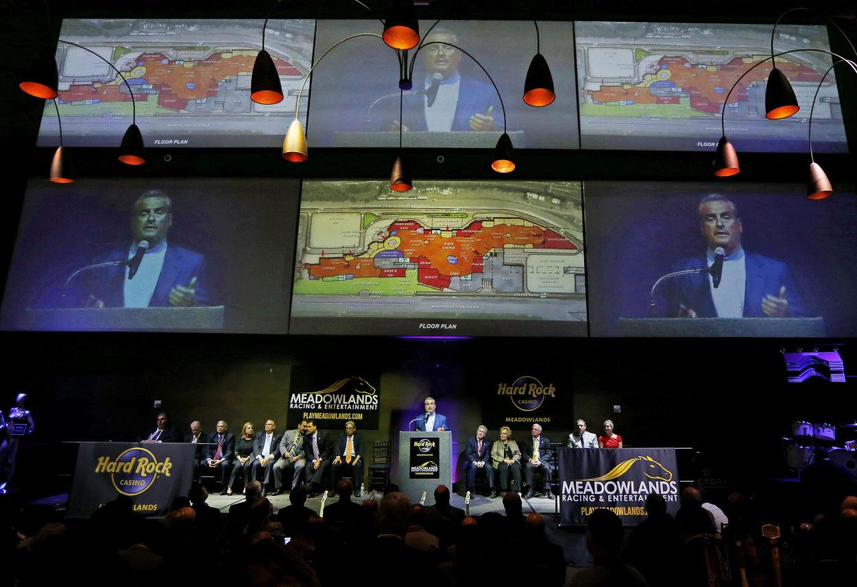 Inside Millennium's Pennsylvania Casino | New Hampshire Public Radio