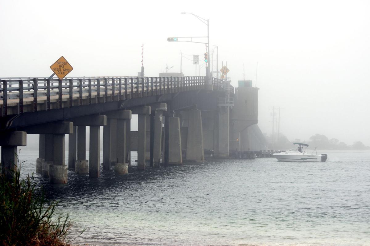 Time, salt air takes its toll on Middle Thorofare Bridge