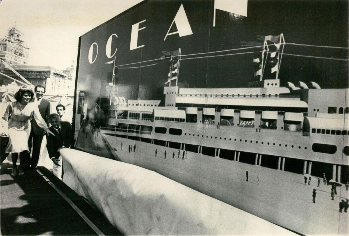 A look back at Ocean One Mall