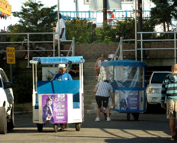 rolling chair operators in atlantic city upset at raised rental fee